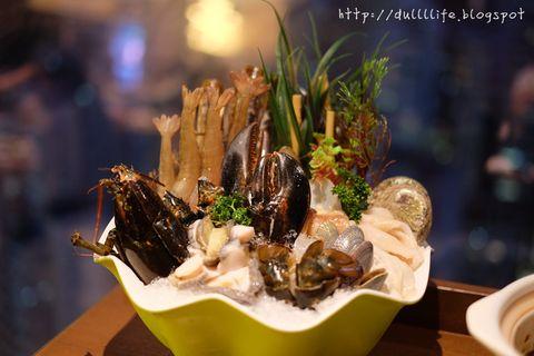 [銅鑼灣。食]*隨變火鍋,環境舒適雅致,海鮮新鮮!!