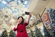 【聖誕好節目】 燦爛醉人的美景 ELEMENTS 圓方呈獻「華麗水晶童話」