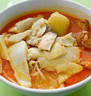 新加坡:Ah Heng Curry Chicken Bee Hoon Mee 亞王咖喱雞米粉麵