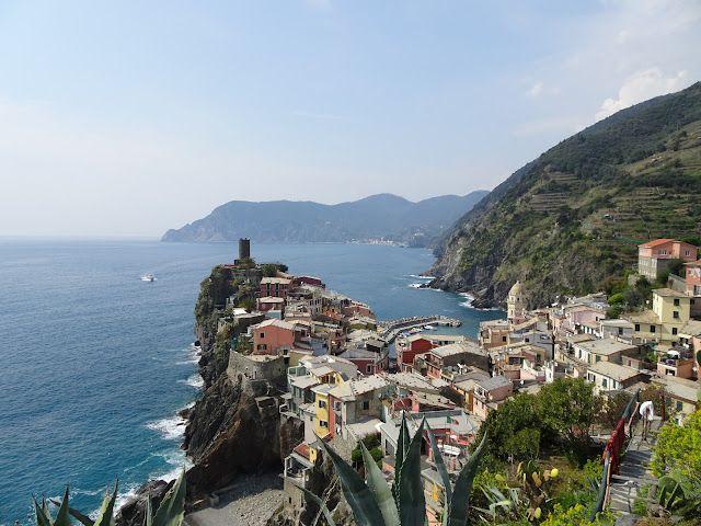 [意大利景點] 懸崖上的彩色村莊 五漁村一日遊
