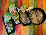 越南菜+泰式食品好夾啊