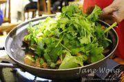 【飲食】旺角|汀汀烤活魚|用料新鮮的花甲雞煲