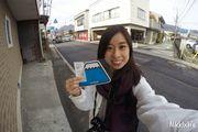 【日本。河口湖】河口湖郵政局:寄張富士山名信片跟朋友分享你的喜悅...