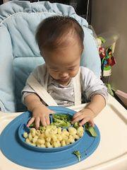 【HUGO成長日記】✿ 阿媽廚房 ♬ BLW一月份全紀錄 ✿