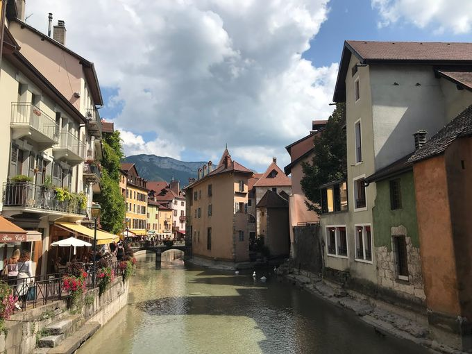 法國威尼斯- Annecy 安錫