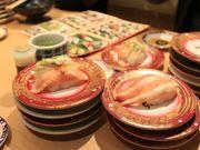 北海道 超高質素 美味 迴轉壽司 魚一心 品嚐各種新鮮海鮮 鱈場蟹 牡丹蝦 ...
