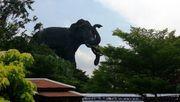 【曼谷】遊走天界與人間 三頭神象博物館