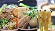 台式美味真滋味 正宗牛肉麵 一起飯堂 焢肉滷肉飯 特式台飲 甜品 小食