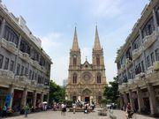 【廣州旅行】石室聖心大教堂 百年歷史