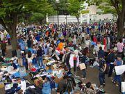熱門東京跳蚤市場