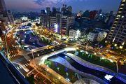 【台中新景點】重新注入綠色力量 柳川河岸公園