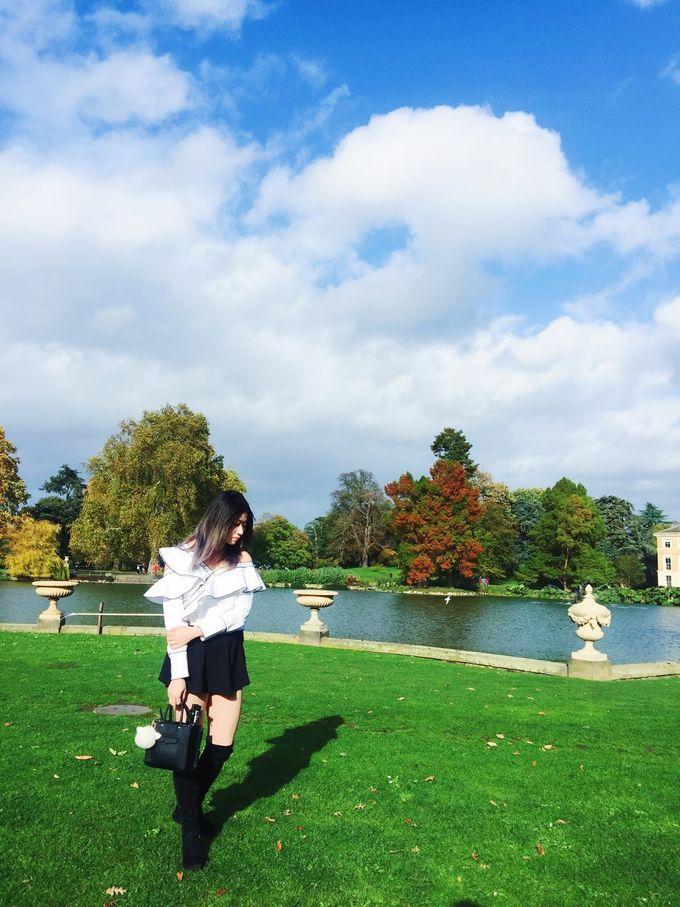JOICY遊   英國倫敦   景點推介   Kew Garden 邱園   世界之最奇花異卉植物園遊記 I