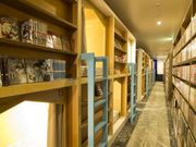 【漫畫膠囊】京都Comics and Capsule Hotel 住進二次元空間