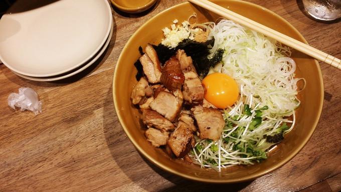 【曼谷】 名古屋無湯拉麵 麺屋やまと Menya Yamato