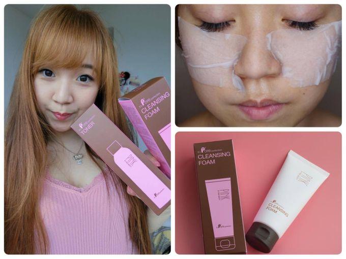 《Giveaway》韓系零毛孔の秘密 丨Pink by Pure Beauty毛孔潔淨系列