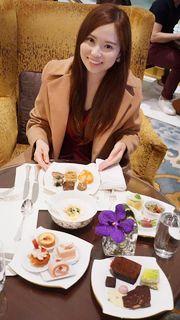 【品味飲食篇】大堂酒廊:美麗的櫻花來到香港了