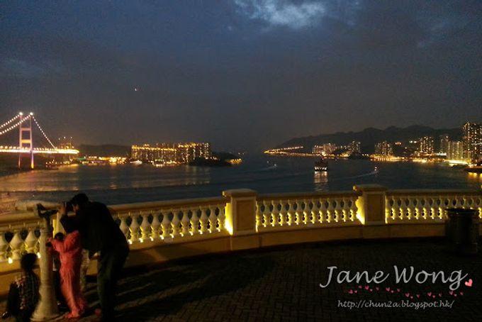 【旅遊】你會建議來港旅行的朋友去那裡 ● 看香港的夜景 ●