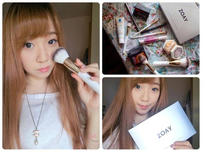 小資女必備丨 CP 值超高 丨ZOAY 化妝掃Professional Beauty Brush