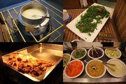 花蓮住宿 布洛灣山月村 - Leader Hotel 原住民自助式晚餐