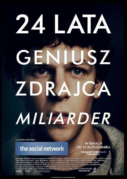 The Social Network 2010 BluRay 1080p DTS x264-CHD Napisy PL