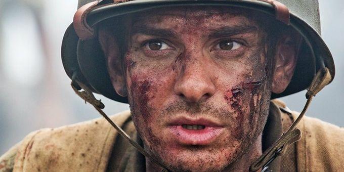 【鋼鋸嶺 / 鋼鐵英雄】米路吉遜重出江湖之作,繼雷霆救兵後最好看的戰爭片無誤