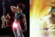 【下體會發光!】Bandai推出《HxH》畢索加Figure