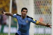 南美世盃外精華 - 巴西 2-2 烏拉圭 | 哥斯達40秒入波 卡雲尼、蘇亞雷斯各...