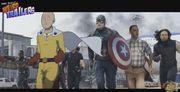《美國隊長3:英雄內戰》爆笑預告片!一拳超人亂入登場!?