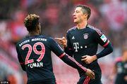 德甲精華 - 科隆 0-1 拜仁慕尼黑 | 莫迪斯連番失機 利雲杜夫斯基早段一箭...
