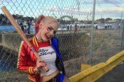 InstaGirl: Laura Gilbert as Harley Quinn
