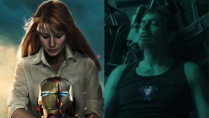 【復仇者聯盟4】Iron Man錄音暗示小辣椒會是真正拯救他的人?
