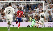 西甲精華 - 皇家馬德里 0-0 馬德里體育會︱奧比歷、高圖斯力阻單刀 雙方...