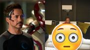 Iron Man自爆和Marvel老闆合照,勁爆服裝引網友爆笑:好似白雪公主