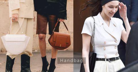 不想買隨街可見的大品牌包包 明星/Fashion Blogger都熱捧這些小眾品牌