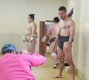 【入鄉要隨俗】普度斯基留日融入當地文化 與昔日「相撲大關」學法