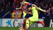 西甲精華 - 馬德里體育會 1-1 巴塞隆拿︱迪亞高哥斯達衝頂 丹比利完場前...