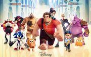 迪士尼宣佈~~《無敵破壞王》續集將在2018年上映!!
