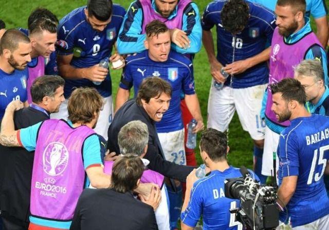 一零年代戰術史系列之十六 - 2016歐洲國家盃 意大利 Shadow play