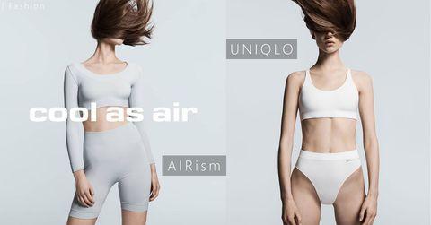 衣著也要空氣感!UNIQLO x Alexander Wang再度合作推AIRism聯乘系列