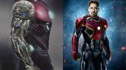 Marvel公開《復仇者聯盟4》Iron Man全新戰袍概念圖!