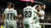 西甲精華 - 皇家馬德里 2-0 華倫西亞︱高圖斯連撲單刀 華斯基斯今季首個...