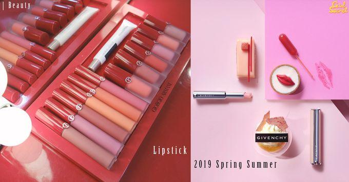 具光繹感的自然唇色更吸引 2019春夏唇膏/唇釉/有色護唇膏概覽