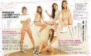 日雜誌推出「模特兒身材表」!你有S級身材嗎?