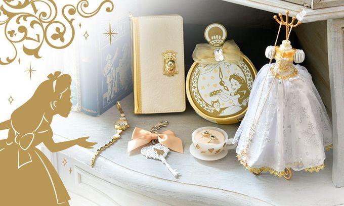 日本Disney Store ❤️ Alice in Wonderland新系列 - Alice White