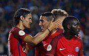 國際冠軍杯精華 – 巴黎聖日耳門 4-0 李斯特城| 卡雲尼十二碼開紀錄 ...