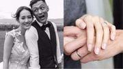 【大量婚照流出】余文樂閃婚話俾大家知:係岩既時間遇到岩既人好重要