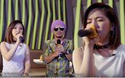 【演唱會水準】黃明志和 G.E.M在K房大唱《漂向北方》,網友: 耳朵直...