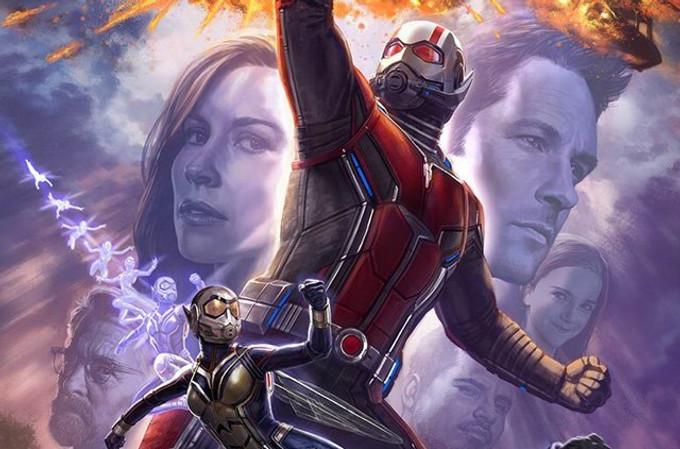Ant-Man及Wasp在哪裡?Avengers 3 無限之戰預告釋出後的9大疑問!(上)
