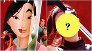 在1000人中脫穎而出,出演迪士尼真人版《花木蘭》的是…她!!