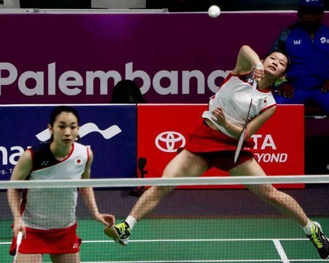 【亞運】日本女子羽毛球隊力壓中國奪金 首場失利無阻日本直落三場連勝